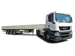 Доставка строительных материалов в Перми грузовым транспортом