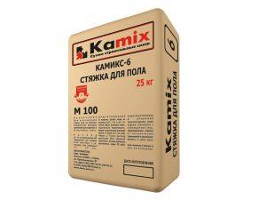 Камикс-6, стяжка для пола купить в Перми