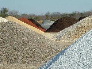 Гравий, песок, щебень, керамзит