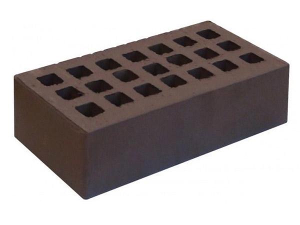 Кирпич Саранск шоколад с фаской М150 1,4НФ купить в Перми